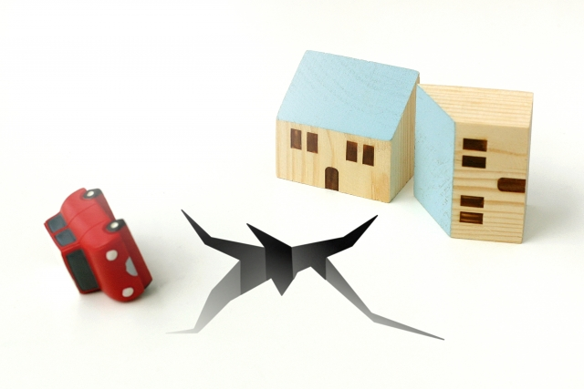地震保険の必要性