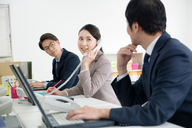 保険の営業方法